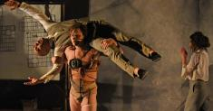 Review: Four Larks gives 'Frankenstein' a theatrical transfusion at the Wallis