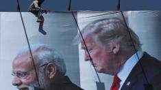 India, US struggling to bridge trade dispute as Trump visits