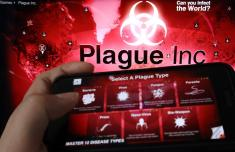 Chinese regulators remove game 'Plague Inc' from China app stores, developer says