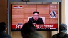 South's military: North Korea fires unidentified projectile