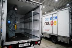 South Korean e-commerce firm Coupang stretched by order surge as coronavirus cases jump