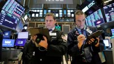 Dow on brink of bear market as Wall Street whiplash continues