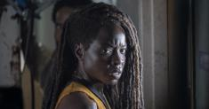 Danai Gurira says goodbye to her revolutionary character on 'The Walking Dead'