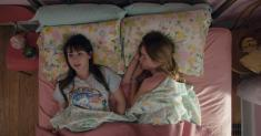 Review: It's sisters before misters in witty teen comedy 'Banana Split'
