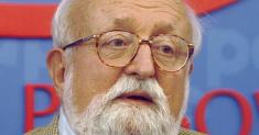 Polish composer, conductor Krzysztof Penderecki, known for monumental works, dies at 86