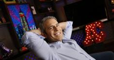 TV host Andy Cohen is 'back and healthy' while recovering from coronavirus
