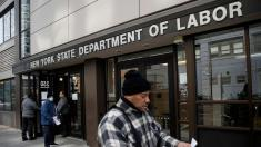 Record 6.6 million Americans file for unemployment amid coronavirus crisis