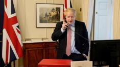 Prime Minister Boris Johnson hospitalized with coronavirus
