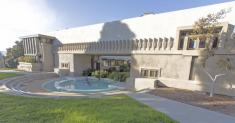Enjoy culture while social distancing: Go inside Frank Lloyd Wright's Hollyhock House