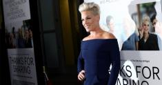 Pink describes 'many nights where I cried' while 3-year-old son battled COVID-19