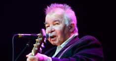 John Prine's widow mourns his death from COVID-19: 'John was the love of my life'