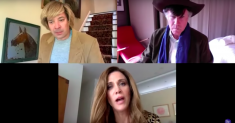 Jimmy Fallon enlists Kristen Wiig and Will Ferrell for a quarantine soap opera
