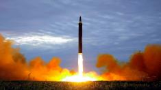 S. Korea says N. Korea has fired suspected cruise missiles