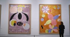 Review: 'Beyond the Visible: Hilma af Klint,' obscurity to art world star