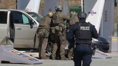 16 dead, including police officer, in deadliest shooting in Canadian history