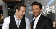 Ryan Reynolds and Hugh Jackman call a truce in their fake feud to fight coronavirus