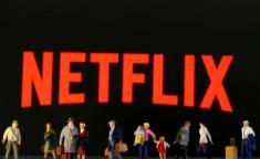 Netflix adds more subscribers in first quarter, shares rise