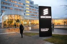 Sweden's Ericsson shows its resilience in face of pandemic