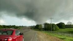More tornadoes expected in South as 1st heat wave of season expected for Southwest
