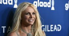 Britney Spears casually reveals she burned down her home gym