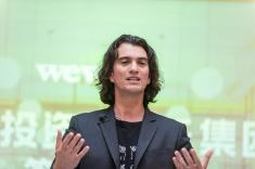 WeWork co-founder Neumann sues SoftBank over failed tender offer