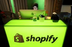 Shopify posts surprise adjusted profit as lockdowns drive merchants online