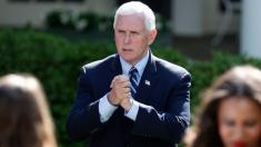 Aide to VP Pence tests positive for coronavirus