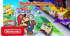 New 'Paper Mario' game coming to Nintendo's Switch