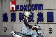 Foxconn's first-quarter profit tumbles almost 90% on coronavirus fallout