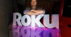 Roku, a streaming fixture, gets a lift from home-viewing surge