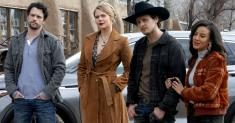 What's on TV Monday: 'Roswell, New Mexico'; coronavirus