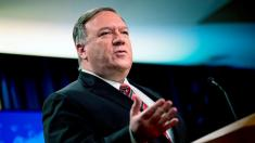 Pompeo refuses to explain why he recommended inspector general's firing
