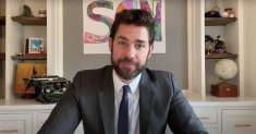 John Krasinski's 'Some Good News' will have a new home — and host