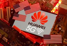 U.S. strikes at a Huawei prize: chip juggernaut HiSilicon