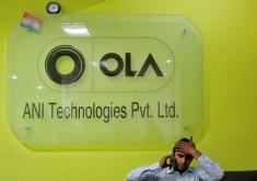 SoftBank-backed Ola buys Dutch electric scooter company Etergo
