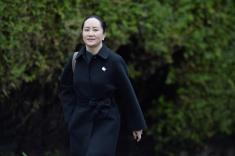 Huawei Meng's U.S. extradition case hinges on key ruling in Canada on Wednesday