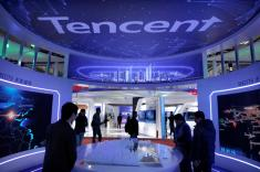 Tencent in talks to buy Warner Music stake: WSJ