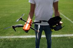 Israel's NSO showcases drone tech, pushes to counter rights abuse allegations