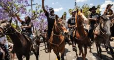 'Streets raised us. Horses saved us.' Why the Compton Cowboys ride