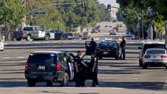 Gunman who targeted Paso Robles police killed; 3 officers injured
