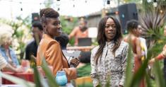 Issa Rae, Pamela Adlon — women lead the way in Emmys comedy categories