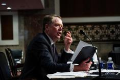 U.S. pulled out of stalled talks on digital services taxes: Lighthizer