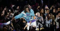 J. Cole's defensive, paternalistic, tin-eared new track falls short of the moment: Review