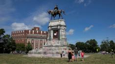 Armed individual arrested at Robert E. Lee monument in Richmond: Police