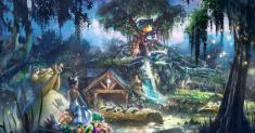 Disney to replace Splash Mountain 'Song of the South' theme with 'Princess and the Frog'
