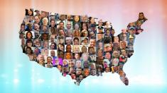 Faces of some of the more than 120,000 lives lost in US to coronavirus