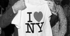 Appreciation: How Milton Glaser's 'I ❤️ NY' logo taught us to talk in emoji