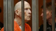 Suspected 'Golden State Killer' due in court in front of socially-distanced victims
