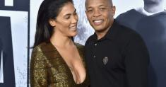 Dr. Dre and Nicole Young are divorcing after 24 years of marriage