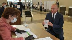Putin granted right to extend rule till 2036 in overwhelming referendum result